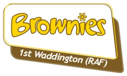 1st Waddington (RAF) Brownies
